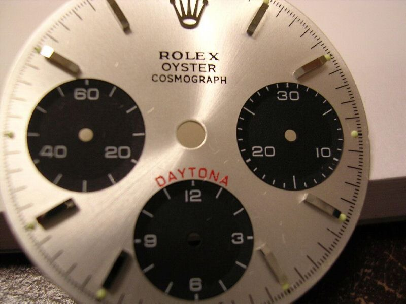 daytona dial fake