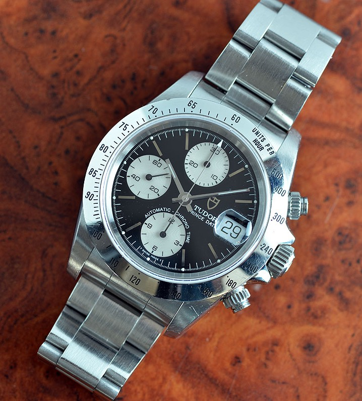 Tudor Chrono 79280 with papers -$4,900