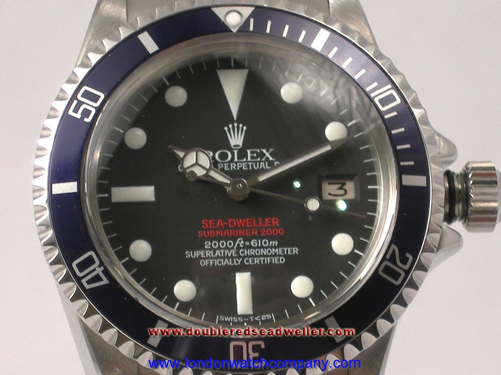 Rolex 1665 Double Red Sea Dweller Dials 5cd61a49560